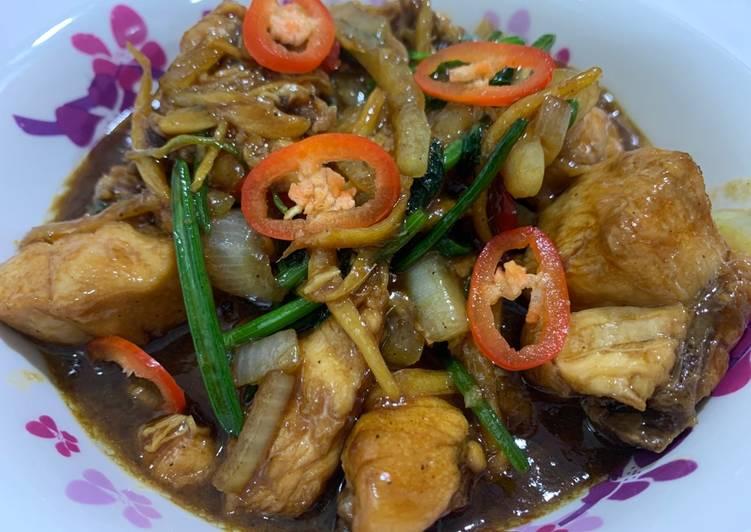 Ayam Masak Sos Tiram - velavinkabakery.com