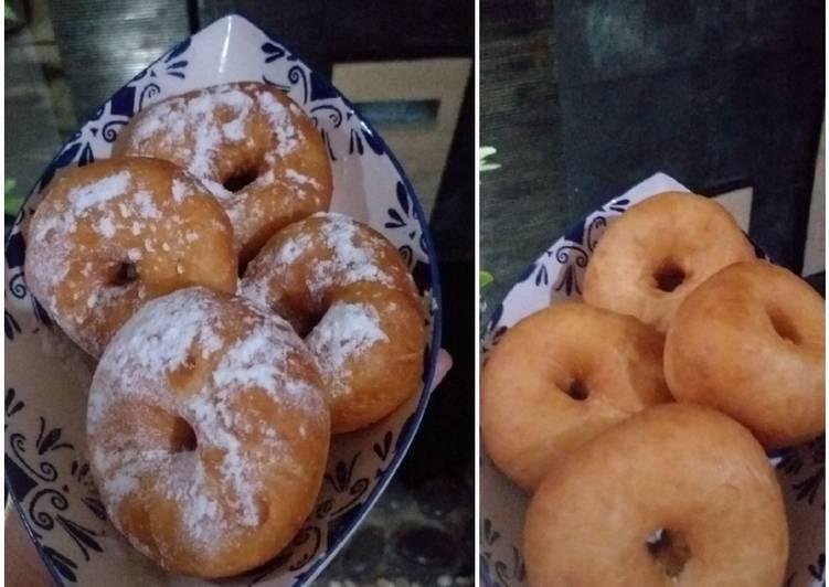Donut Jadul Lembut🥯🥯