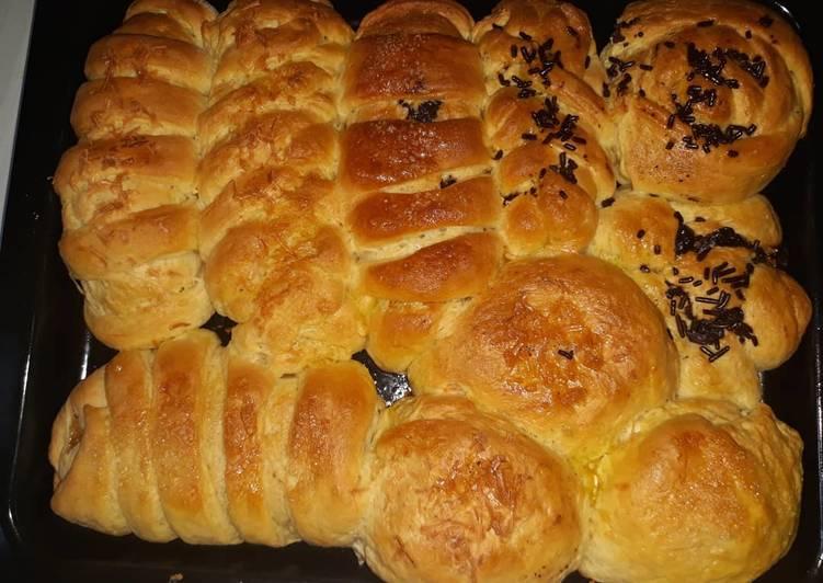 Resep Roti Manis Paling dicari