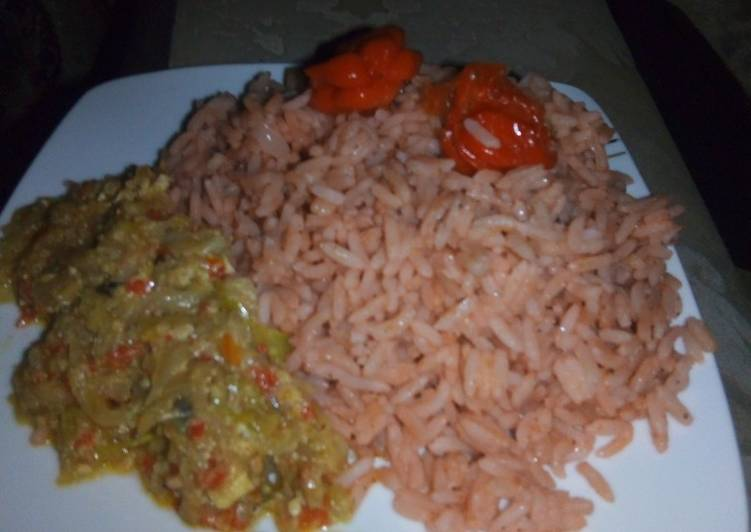 Tomato rice with cabbage and egg source Finding Nutritious Fast Food