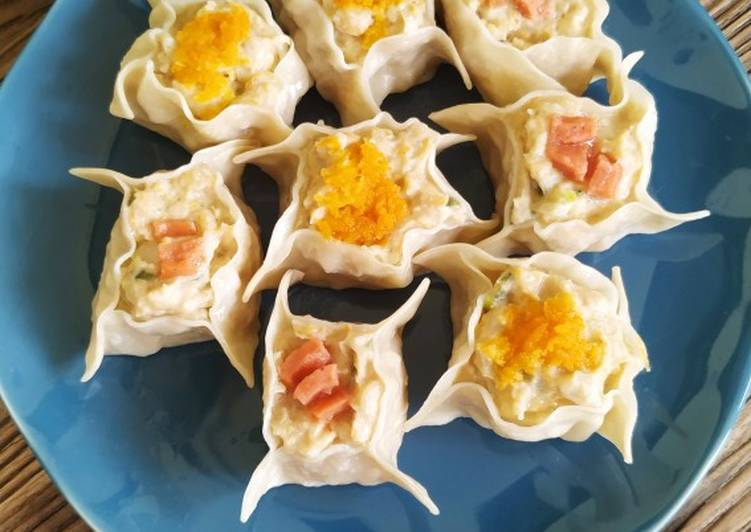 Resep Dimsum Ayam Udang Oleh Andindin Cookpad