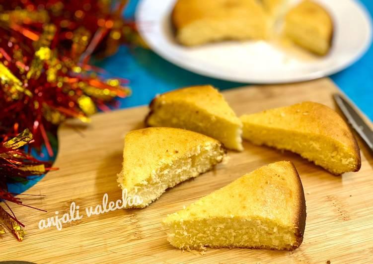 Recipe of Homemade Hot milk cake