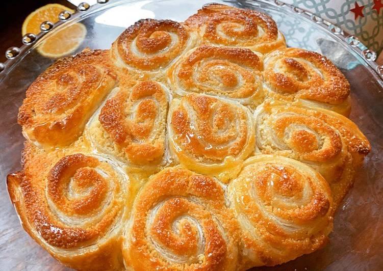 recette ☆Galette Bouclette☆ Le plus simple