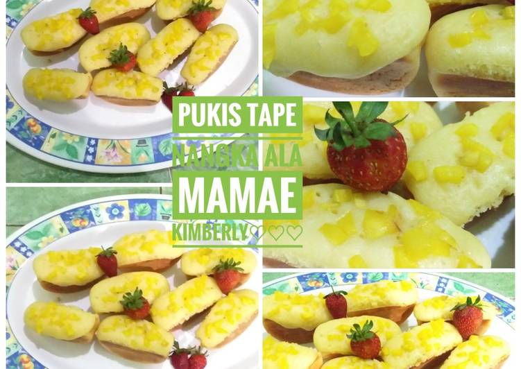 Pukis Tape Susu Nangka - cookandrecipe.com