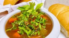 Hình ảnh món Slow Cooker Beef Stew/ thịt bò hầm bằng nồi Slow cook ??