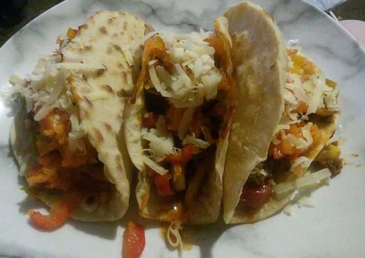 Recipe of Delicious Tacos