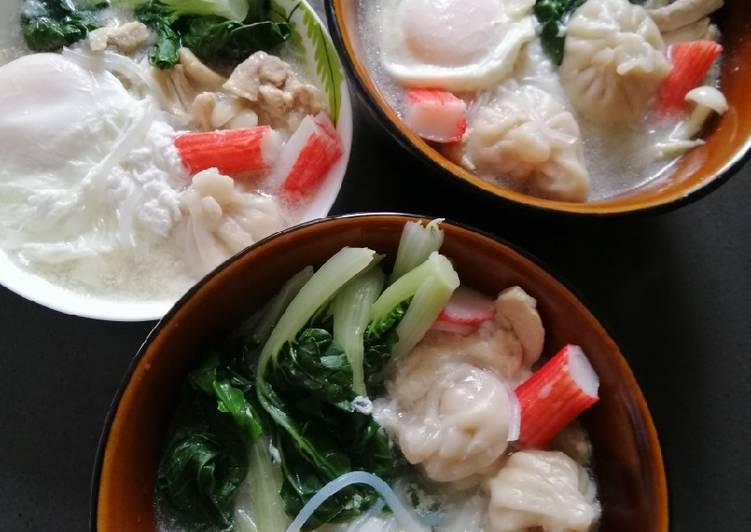 How to Make Appetizing Noodle Soup