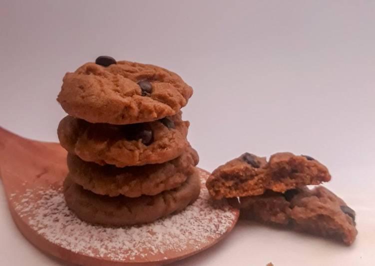 Kue kering : Cookies Chocochip ala goodtime