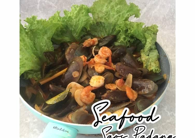 244. Seafood Saos Padang