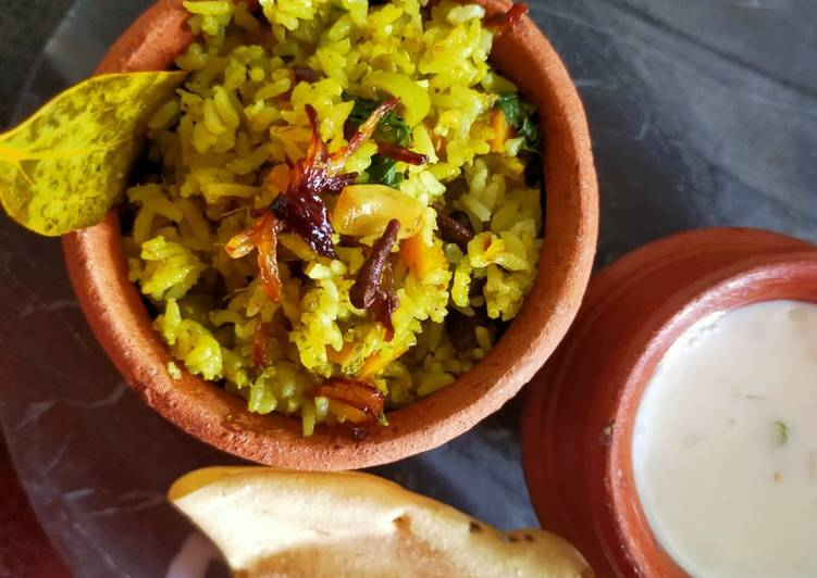 Simple Way to Prepare Quick Kerala Style Veg Biryani