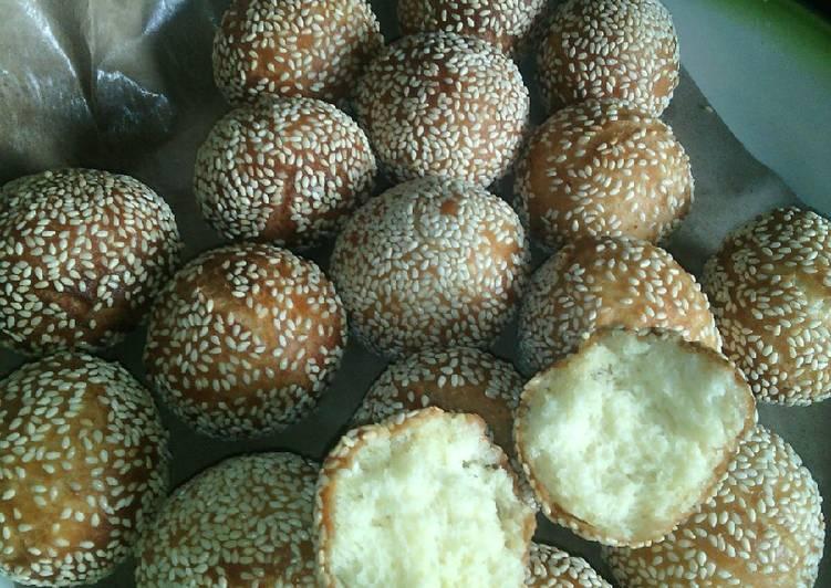 Roti Goreng Empuk ;)