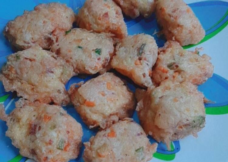 Misoa goreng kornet daging sapi wortel