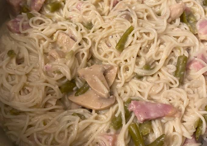 Easiest Way to Prepare Any-night-of-the-week Ham tetrazzini
