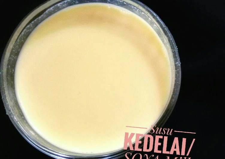 Susu KEDELAI / SoYa Milk