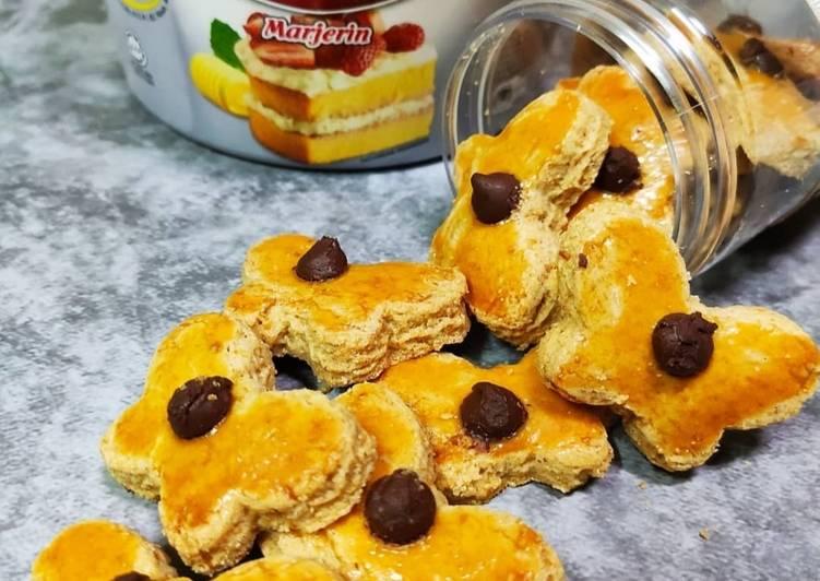 Resipi Biskut Cornflakes Crunchy Oleh Halim39 Cookpad