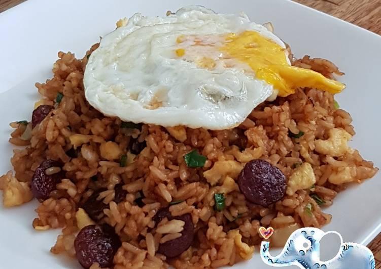 Nasi Goreng Lap Chiong