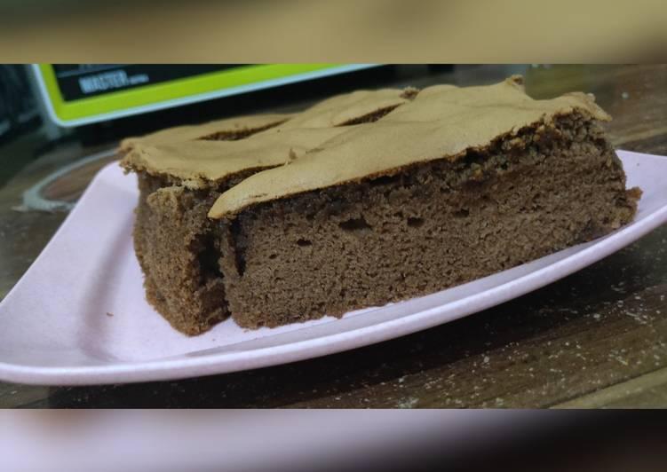 Sponge Cake Milo