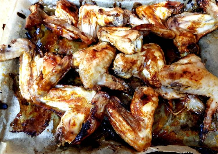 Recipe: Tasty My Peri Peri Chicken Wings. 🤗