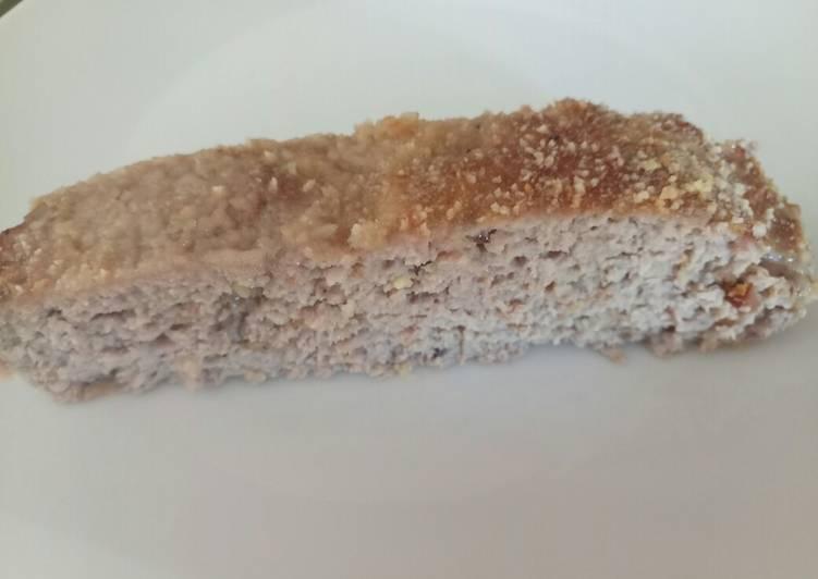 Polpettone italian meatloaf