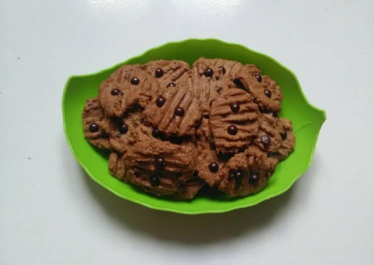 Bagaimana Membuat 84. Cookies Goodtime, Lezat