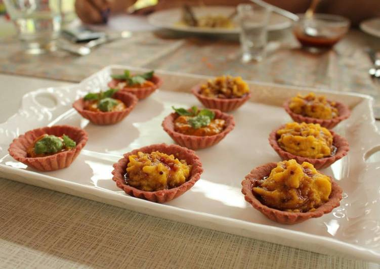Information on How to Improve Your Mood with Food Multigrain Beetroot Tarts