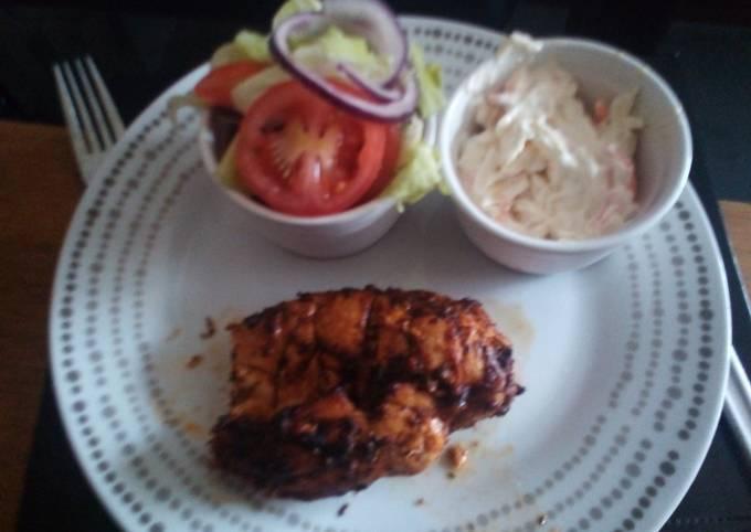 Piri Piri Chicken Breast