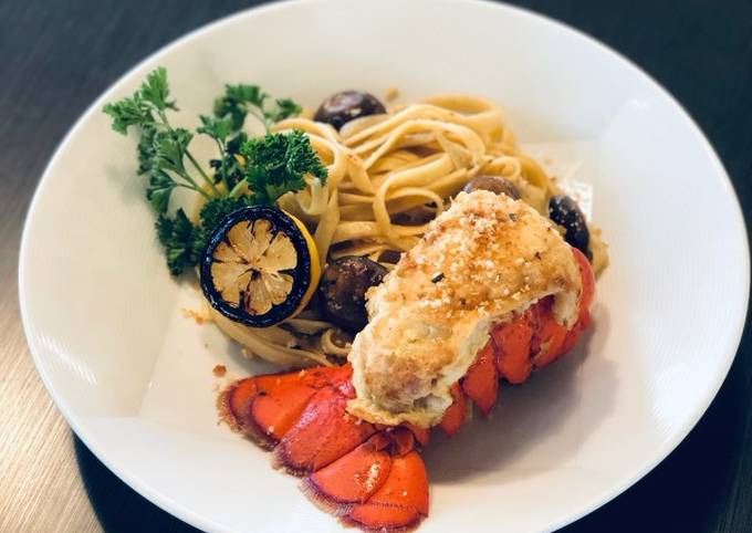 Lobster Tail Francaise