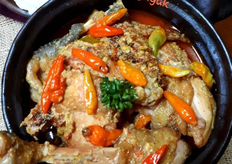 Resep Ayam Lodho HOT Yang Populer Bikin Nagih