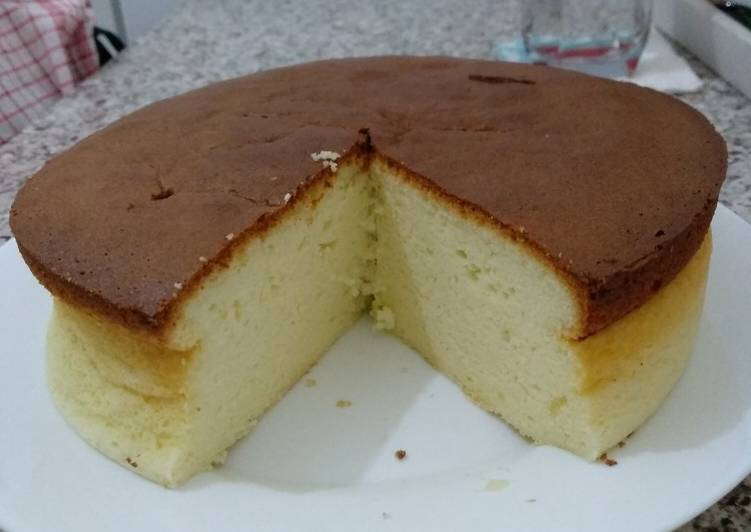 Cheesecake ala Jepang