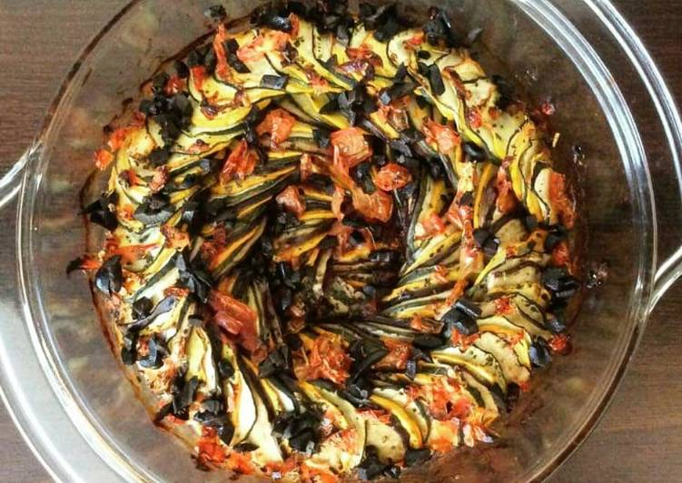 Easiest Way to Make Homemade Confit Byaldi