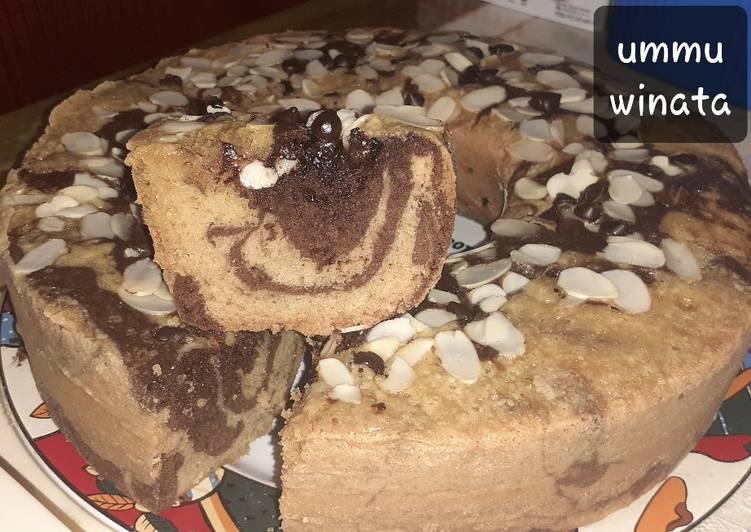 Marble Cake (Baking Pan)