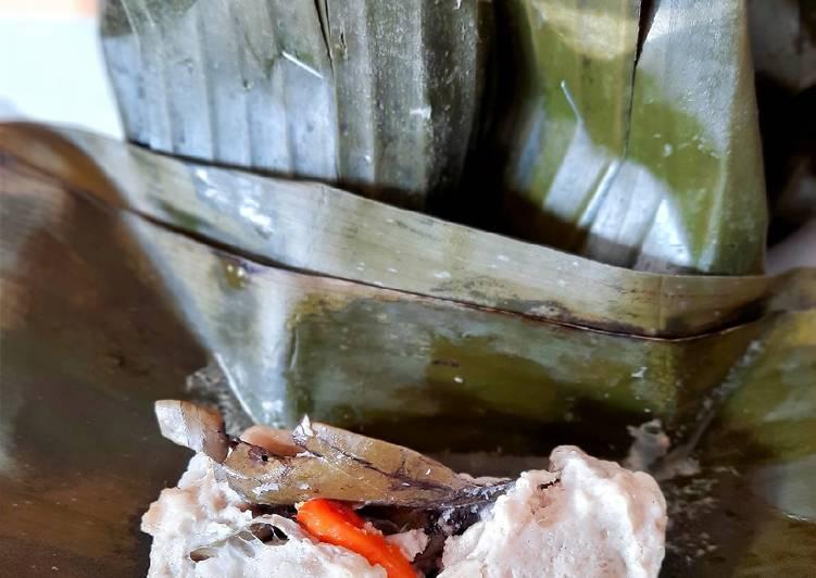Tum Ayam Bali sederhana