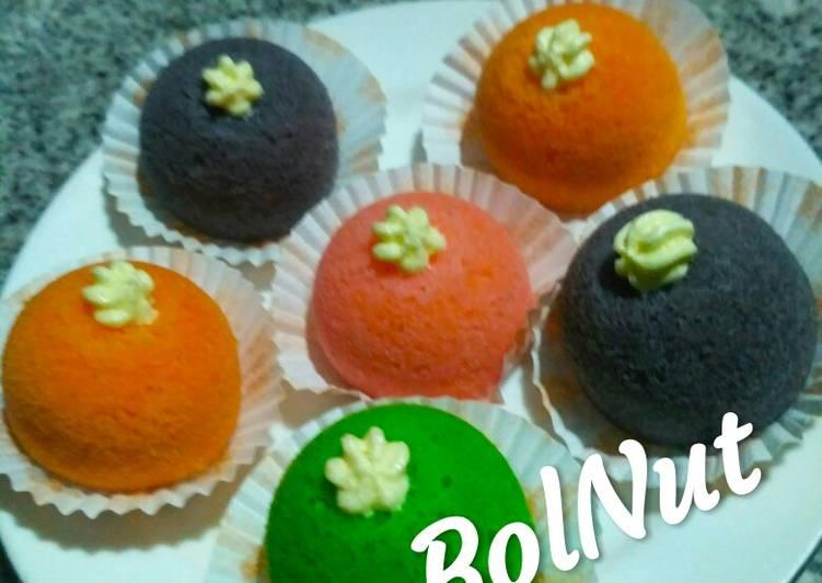 Resep Bolnut Bolu Nutrisari Oleh Dew Cookpad