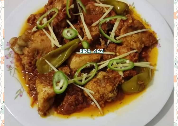 Easiest Way to Make Favorite Chicken_Tikka_Karhai