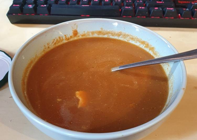 Steps to Prepare Speedy Tomato soup