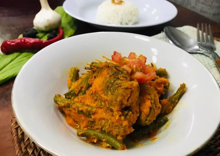 Pangek Ikan Nila khas Minang
