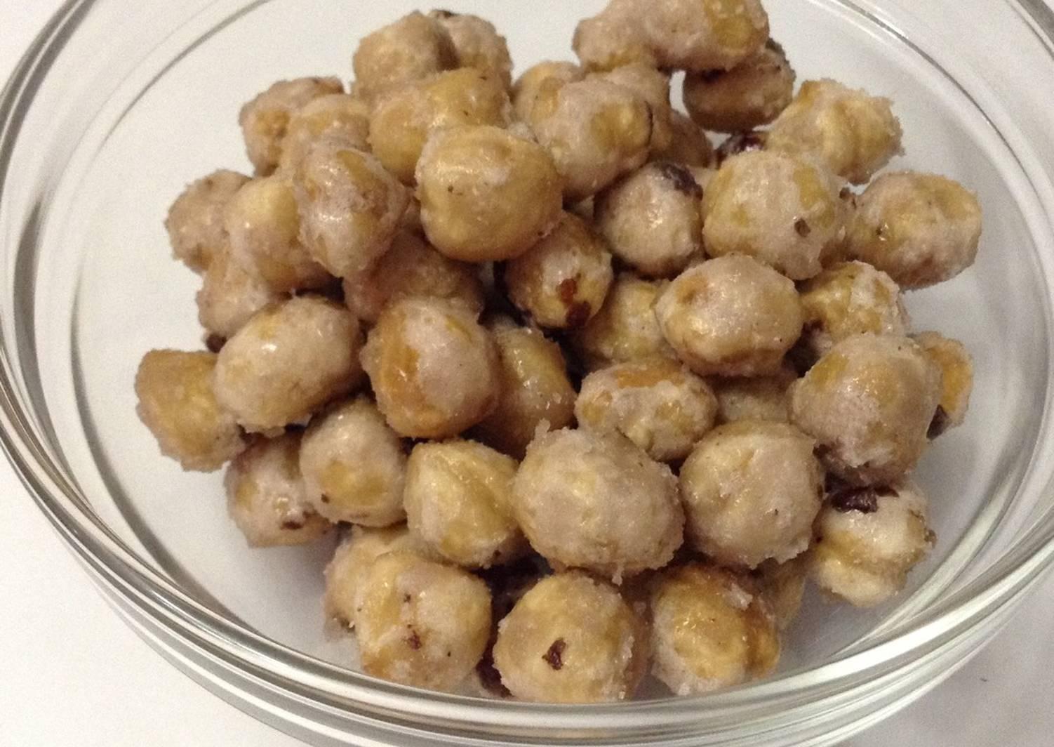 орехи в сахаре рецепт с фото комплекс