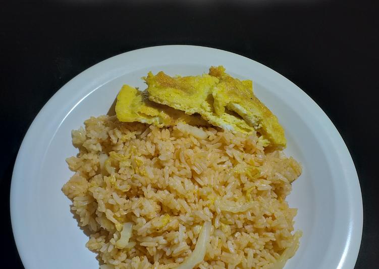 Nasi Goreng Sayuran | Cepat Praktis Enak #404²¹