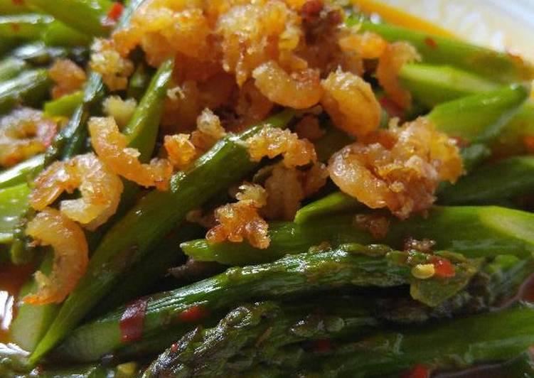 Ebi Asparagus