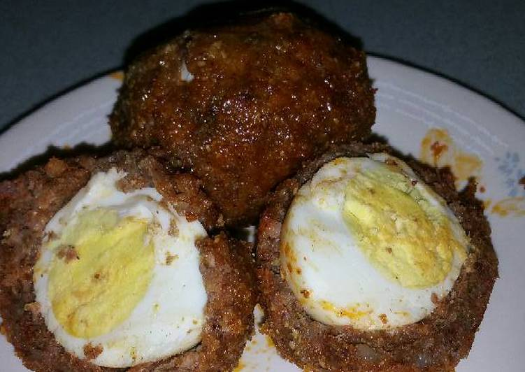How To Handle Every Baked Scotch Eggs