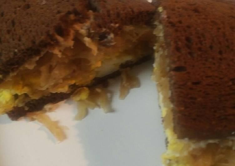 Recipe of Super Quick Homemade Sourwich, or Sour Sandwich