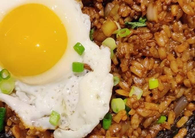 Nasi Goreng Fried Rice (with XO sauce)