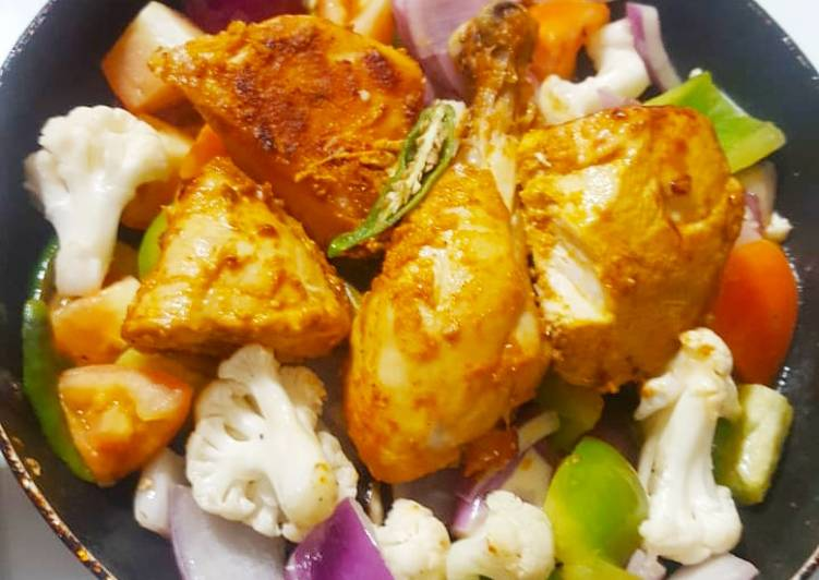 How to Make Ultimate Chicken tandoori veg