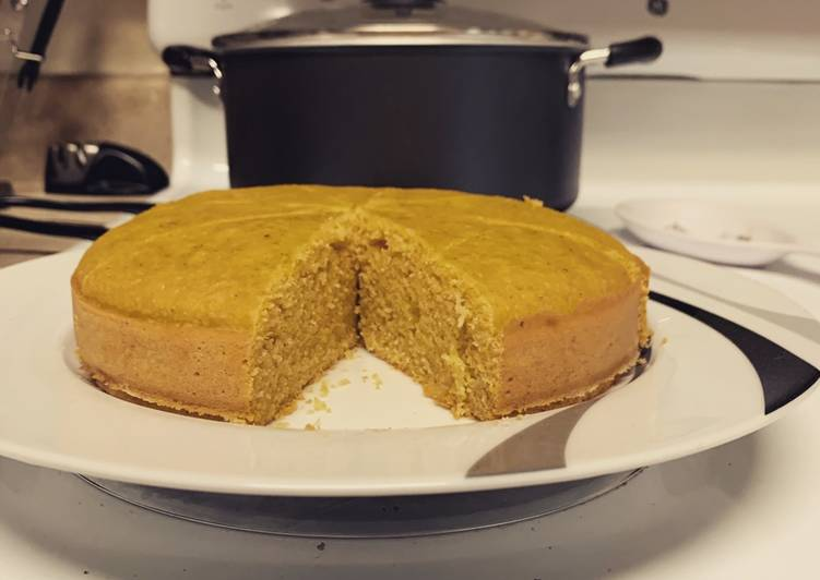 Going Green for Greater Health By Eating Superfoods Cornbread (Instant Pot)