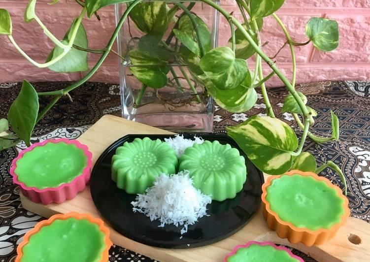 Kue Cuer / Cuwer Banten