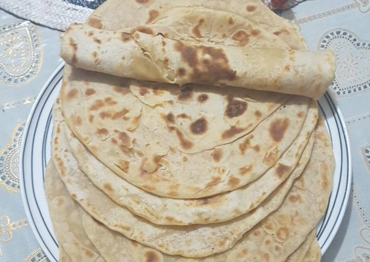 Chapati type 2