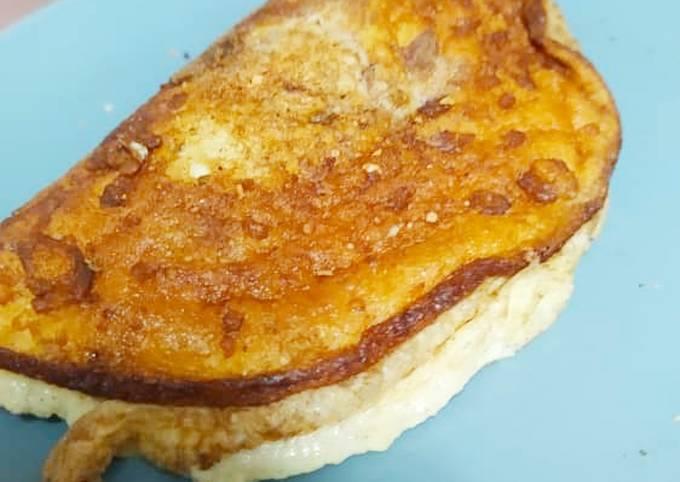 Masakan souffle omelette