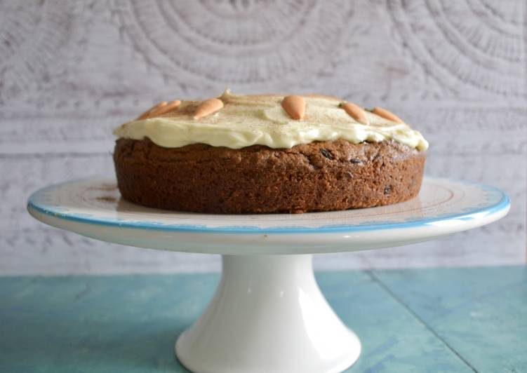 Recipe of Ultimate Carrot Cake