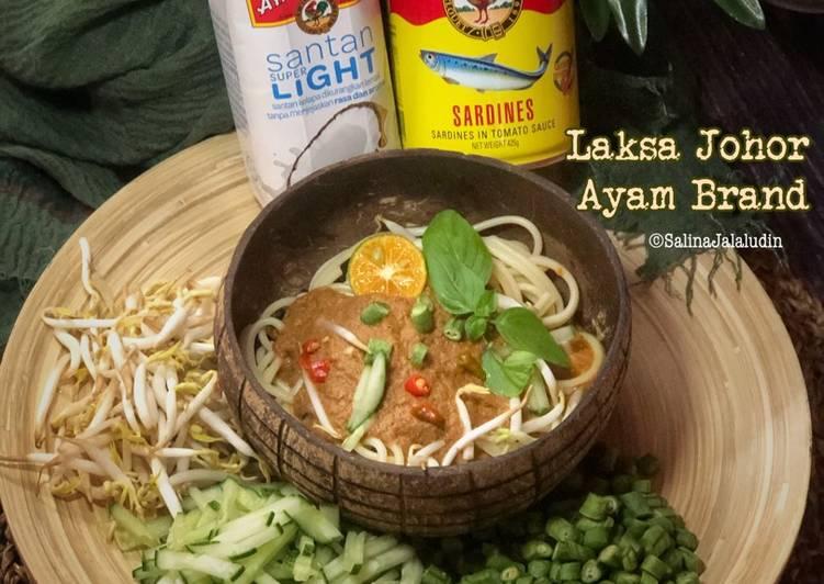 Laksa Johor Ayam Brand