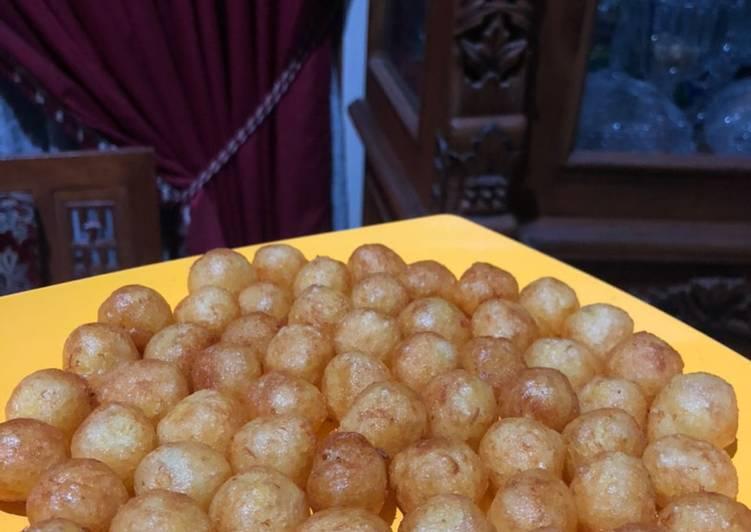 Pom Pom Potato